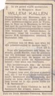 Willem Kallen, Pastoor-deken Meerssen, 1872-1933 - Religione & Esoterismo