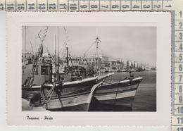 TRAPANI  PORTO BARCHE SHIP 1954 - Trapani