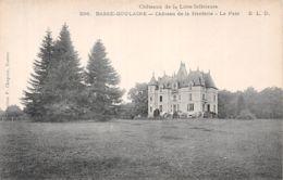 44-BASSE GOULAINE CHATEAU DE LA HERDERIE-N°2127-C/0357 - Francia