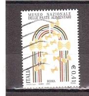 2003 €0,41 MUSEO DELLE PASTE ALIMENTARI - Food