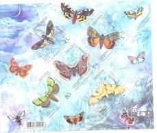 2005. Ukraine, Butterflies II, S/s, Mint/** - Ukraine