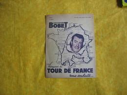 Cyclisme - Louison Bobet - Protège Cahier - Reproduction 2014 - Cycling