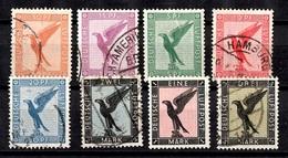 Allemagne/Reich Poste Aérienne YT N° 27/34 Neufs */oblitérés. B/TB. A Saisir! - Poste Aérienne