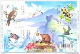 2005. Ukraine, Karadag Narute Reserve, S/s, Mint/** - Ukraine
