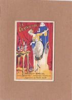 Calendrier Publicitaire Le Vernicire 1929 - Calendars