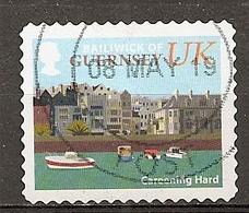 Guernsey 201- Vue View Obl - Guernsey