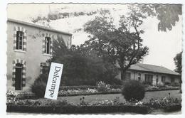 SALLES-sur-MER (17) - Colonie De Vacances Du Comité D'Entreprise Air France ( Cachet Du Comité En Bleu Au Verso)-  Cpsm - Saint-Georges-de-Didonne