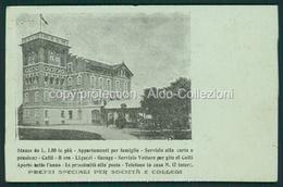 Padova Torreglia Albergo Trattoria Alla Torre FP P/179 - Padova (Padua)