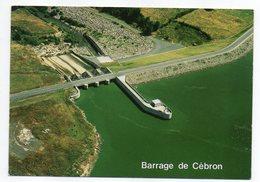SAINT LOUP LAMAIRE --- Vue Aérienne Du Barrage Du Cébron....................à Saisir - Saint Loup Lamaire
