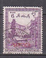 K0853 - PAKISTAN SERVICE Yv N°35 - Pakistan