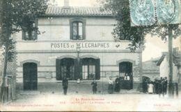 N°9223 -cpa Saint Lys -le Bureau De Postes Et Télégraphes- - Postal Services