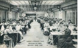 N°9224 -cpa Crédit Lyonnais -réfectoire Des Dames- - Banks