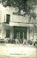 VILLENEUVE MINERVOIS   =   Hotel CROS   1496 - Francia