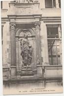 14 _  CAEN _   Détail De L'Ancien Hôtel De Valois - Caen