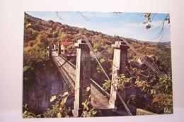 PONT DE L'ABIME  - Construit Sur Le Chéran        - ( Pas De Reflet Sur L'original ) - Sin Clasificación