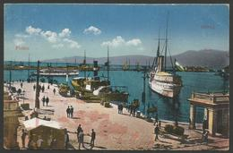 Croatia-----Rijeka(Fiume)-----old Postcard - Croazia