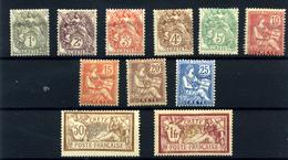 Cretanº 1/9 Y 12/13. Año 1902-1903 - Neufs