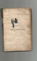 Carnet D'un.carnet- Concernant Le Bois Devroute Alphonse Bucheron-à Fromelles-état  Moyen - France