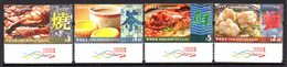 HONG-KONG 1601/04 Gastronomie - Food