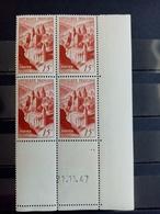 FRANCE.1947. N°763cd47. CONQUES  .NEUFS++ Côte Yvert 27 €. - 1940-1949