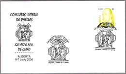 Concurso Internacional De PAELLAS. Molino - Windmill. Algorta, Pais Vasco, 2005 - Food