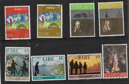 Ierland Diverse Zegels Michel Tussen 5 En 156 - 1949-... Republik Irland