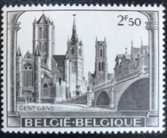 België - Belgique - MNH - Ref B1/4 - 1971 - Michel Nr.1647 - Gent - Ungebraucht