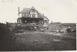 Knocke-sur-Mer , Knokke , Le Zoute , Fotokaart Villa , 1932 - Knokke