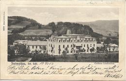 1903 - JESENIK  Freiwaldau , Gute Zustand, 2 Scan - Tchéquie