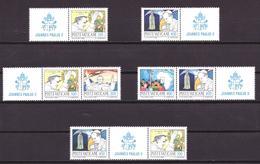 Vatican / Vaticaan / Vaticano 852 T/m 863 MNH ** (1984) Strips From The Series - NOT COMPLETE - Neufs