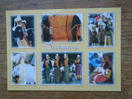 Bretagne , Costumes De Bretagne ( La Fête Des Brodeuses à Pont-l'abbé ) - Bretagne