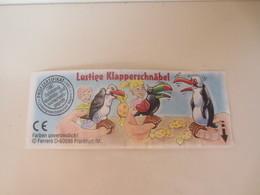 Kinder Surprise Deutch 1998 :  BPZ 634727 - Instructions