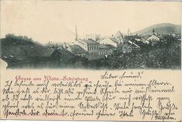 1902 -  SUMPERK , Gute Zustand, 2 Scan - Tchéquie