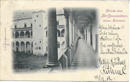 1902 -   BRUNTAL , Gute Zustand, 2 Scan - Tchéquie