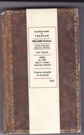 Roland Furieux, Poème Héroïque Traduit De L'Arioste, Oeuvres Choisies De TRESSAN, Avec Figures - Books, Magazines, Comics