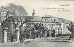 1906 -  BRUNTAL  Freudenthal , Gute Zustand, 2 Scan - Tchéquie