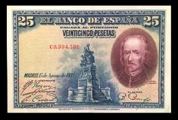 # # # Banknote Spanien (Spain) 25 Pesetas 1928 # # # - [ 1] …-1931 : Primeros Billetes (Banco De España)