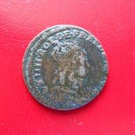 Louis XIV - Liard De France Au Buste Juvénile 2e Type 1656 I - 22mm 4,03g TB - 987-1789 Geld Van Koningen