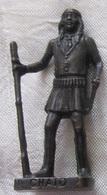 Kinder Métal 1993 N°1 Indien Chato Brunis - Metal Figurines