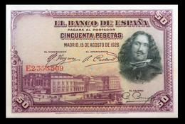 # # # Banknote Spanien (Spain) 50 Pesetas 1928 # # # - 50 Pesetas