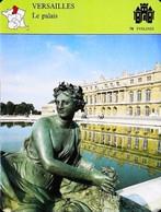 VERSAILLES  - Le Palais - Photo - FICHE GEOGRAPHIQUE - Ed. Larousse-Laffont - Géographie