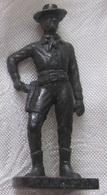 Kinder Métal 1993 N°5 Cow-Boy John Wesley Hardin - Metal Figurines