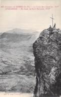 05 - Environs De SERRES - SAVOURNON La Croix Des Clavellas Et Mont Aurouze - CPA - Hautes Alpes ( Religion Catholique ) - Serre Chevalier