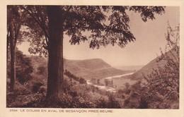 25, Le Doubs En Aval De Besançon Près Beure - Besancon