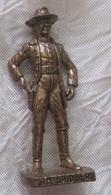 Kinder Métal 1993 N°1 Cow Boy Jim Bridger - Metal Figurines
