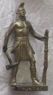 Kinder Métal 1993 N°1 Indien Pontiac - Metal Figurines