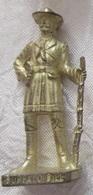 Kinder Métal 1993 N°4 Cow Boy Buffalo Bill - Metal Figurines