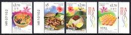HONG-KONG 1754/57 Gastronomie - Food