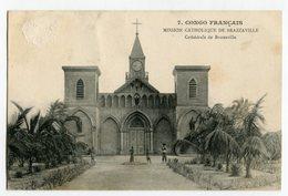 Congo Francais , Mission Catholique De Brazzaville , Cathedrale - Brazzaville