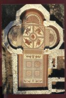 CPM Neuve Royaume Uni LITTLECOT Roman Villa The Orpheus Mosaic - Inghilterra